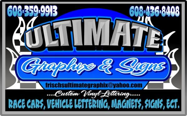 Ultimate Graphix & Signs