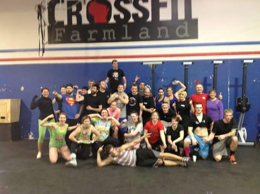 CrossFit Farmland