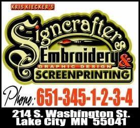 Kris Kiecker's Signcrafters Screen Printing & Embroidery