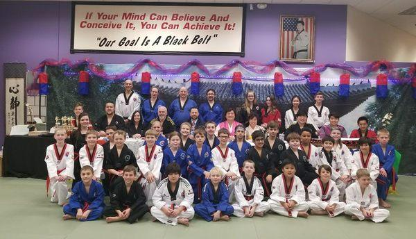 Lee's Champion Taekwondo Academy