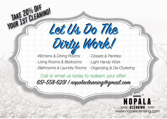 Nopala Cleaning