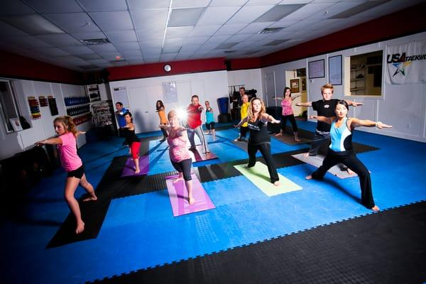 Key Fitness and Yoga