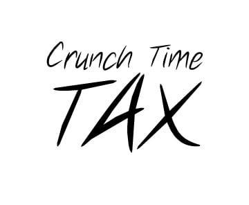 Crunch Time Tax