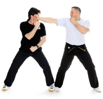 Power Defense Kickboxing