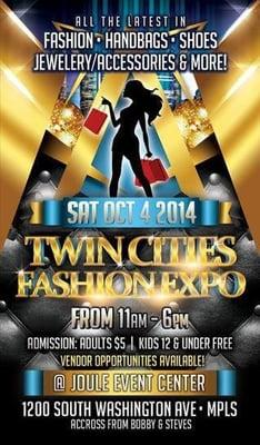 The Twin Cities Fashion Expo
