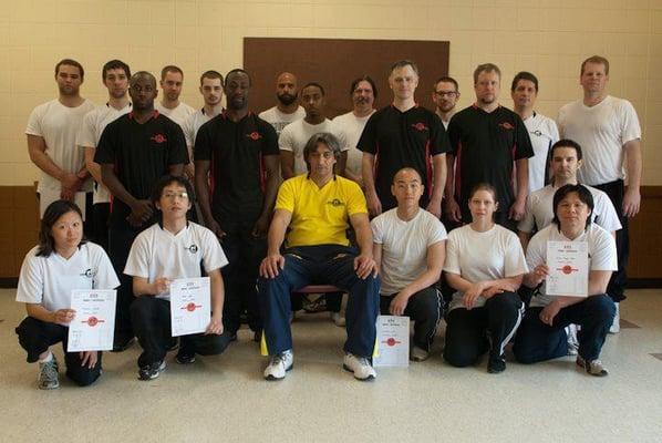 EBMAS - Emin Boztepe Martial Arts System