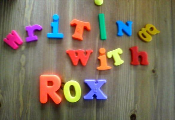 Writing with Rox