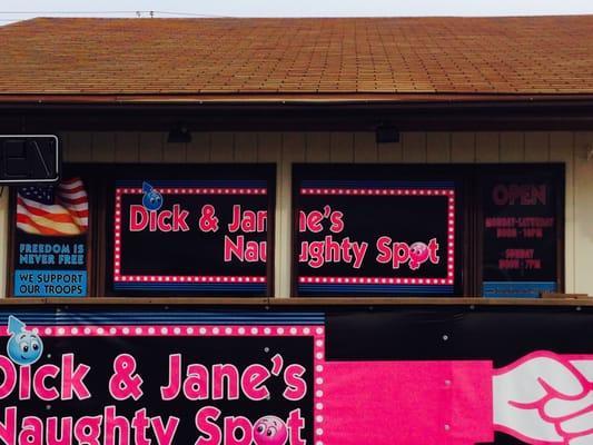 Dick & Jane's Naughty Spot