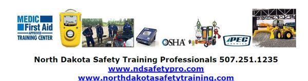 North Dakota Safety Training Pro