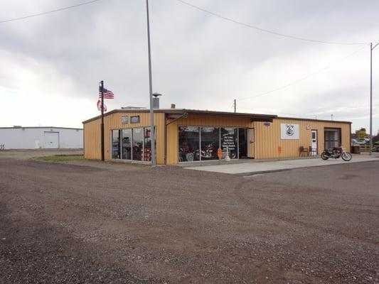 American Wheelhouse Motorcycle Company