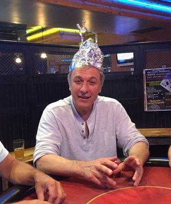 The Hilton Poker Room