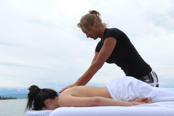Aqua Marine Massage