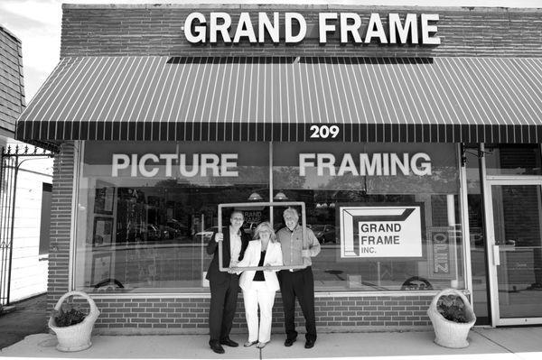 Grand Frame Inc