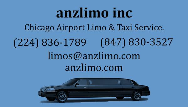 Anz Limo Inc