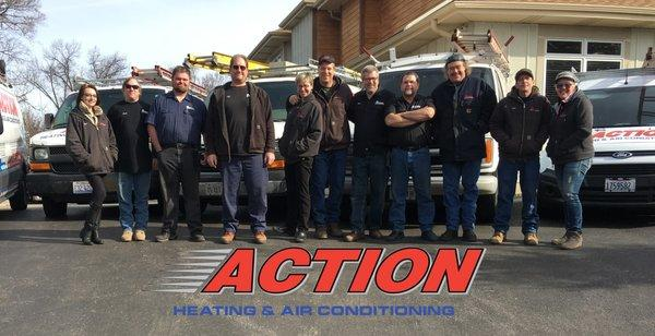 Action Heating AC & Air Duct