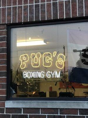 Pug's Boxing Club