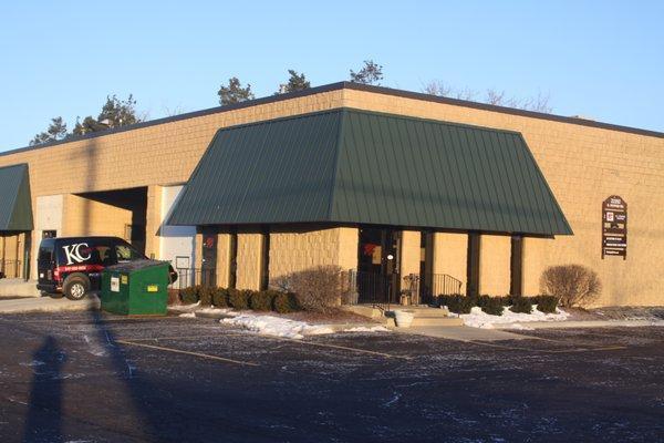 KC Printing Services Inc