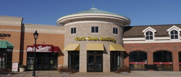 North Shore Bedding