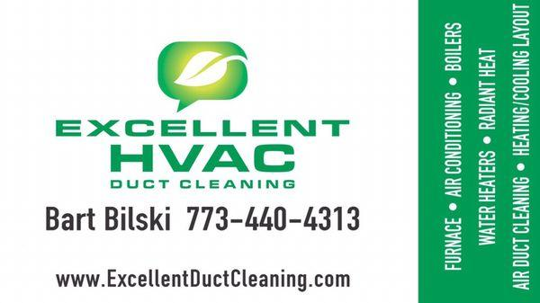 Excellent HVAC Duct Cleaning