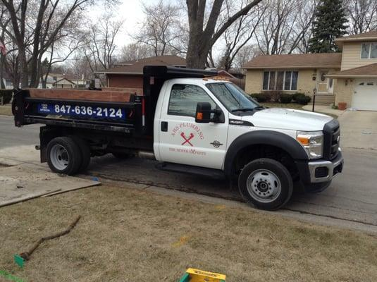 AHS Plumbing & Sewer Repair