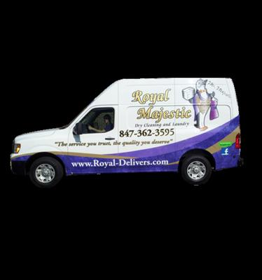 Royal Majestic Dry Cleaners & Laundry
