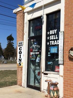 Let's Make A Deal Resale Shop