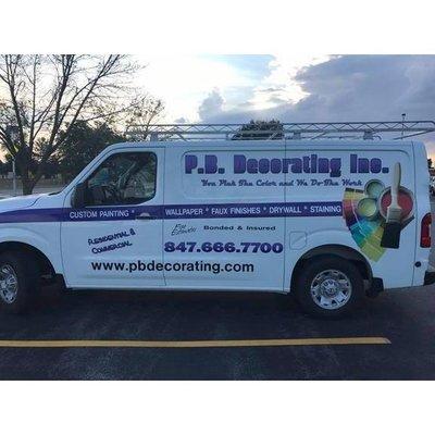 P B Decorating, Inc.