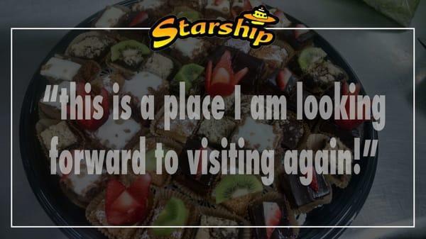 starship restaurant & catering