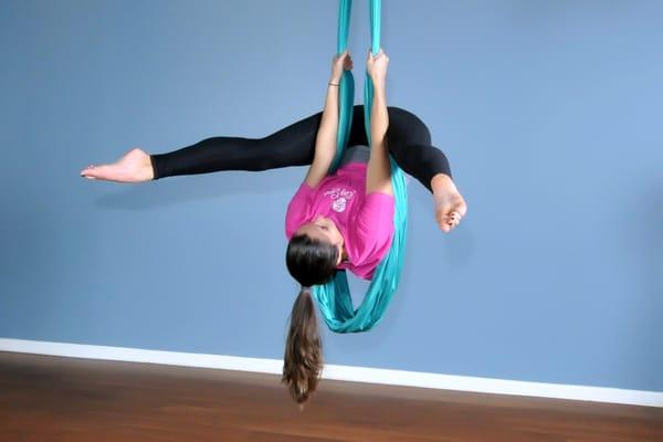 Rising Goddess Aerial Arts Fitness & Dance
