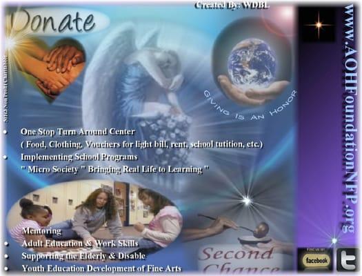 Angel of Hope Foundation NFP