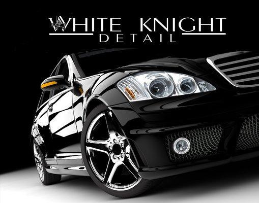 White Knight Detail