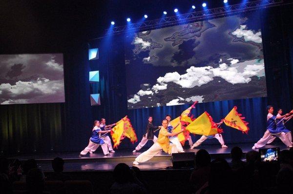 Illinois Shaolin Kung Fu School