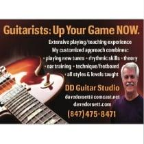 DD Guitar Studio