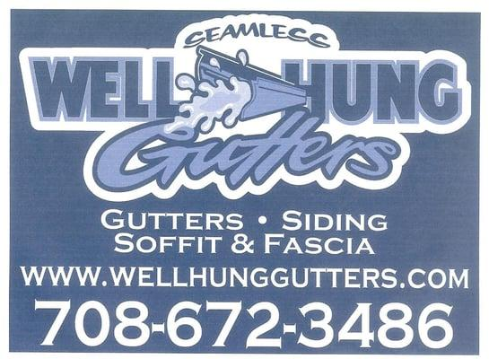 Well Hung Gutters & Construction Inc.