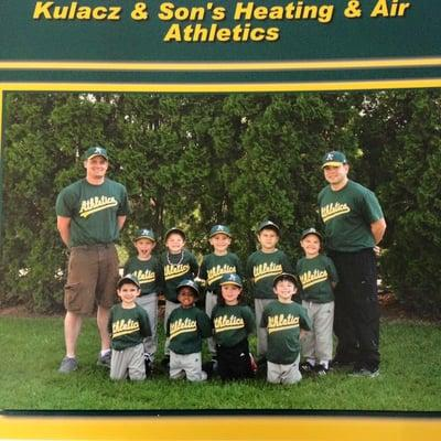 Kulacz & Sons Heating and Cooling