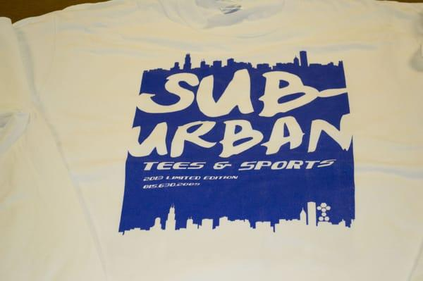 Suburban Tees and Sports