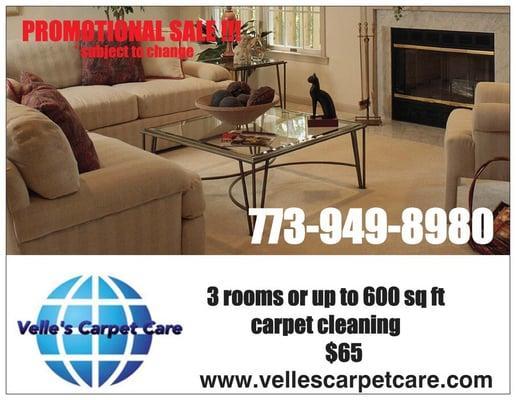 Velle's Carpet Care
