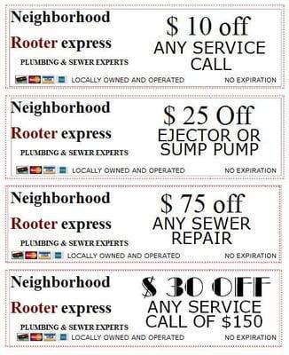 Neighborhood Rooter Express