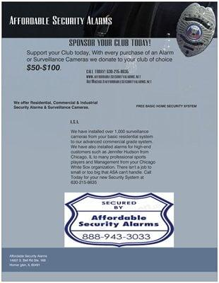 Affordable Security Alarms