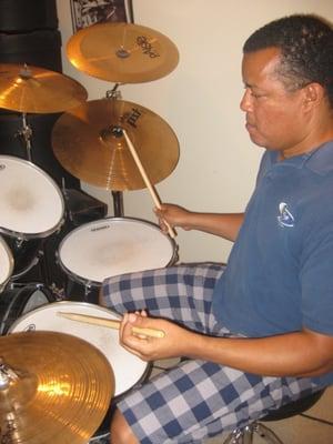Chicago's # 1 Drum Lessons