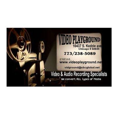 Video Playground