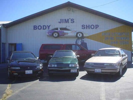 Jims Auto Body Shop