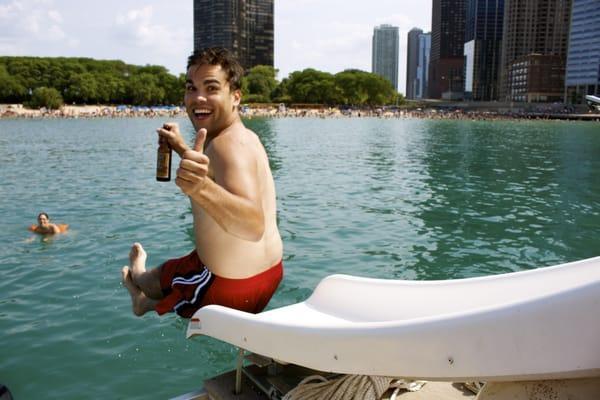 TikiBoat Chicago