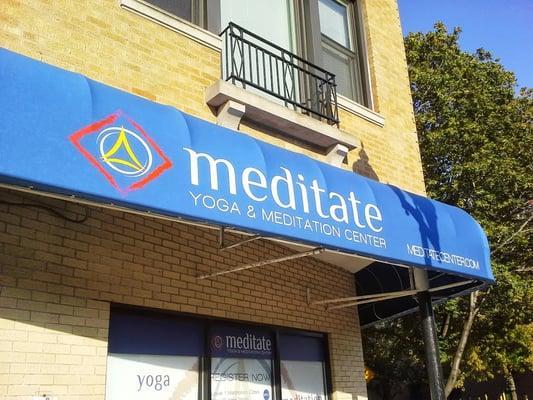 Meditate Yoga and Meditation Center