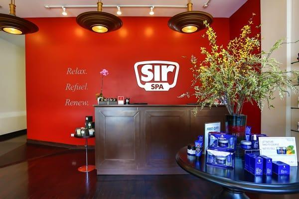 SIR Spa for Men