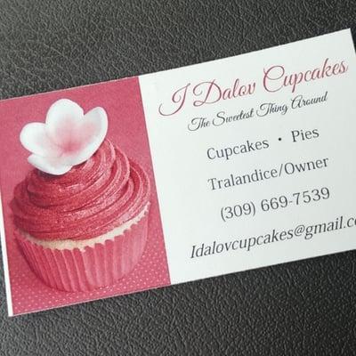 I Dalov Cupcakes