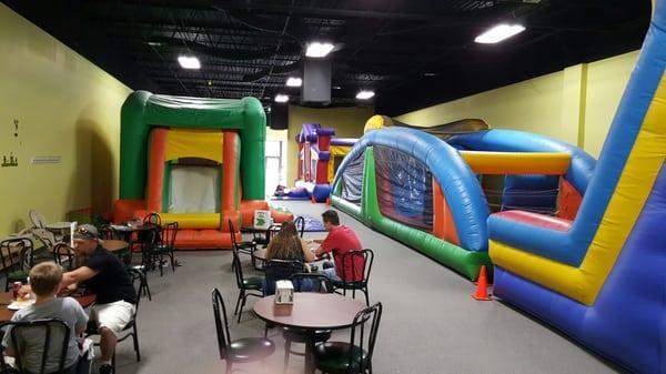 Jumping Jax Family Fun Center