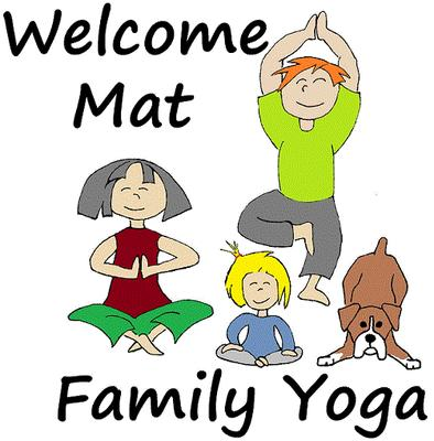 Welcome Mat Family Yoga