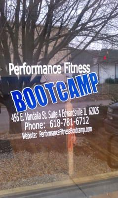 Performance Fitness Bootcamp