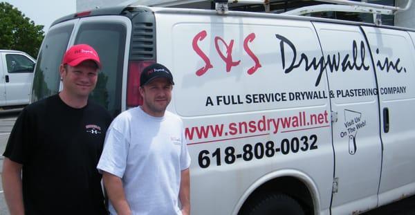 S & S Drywall Inc.